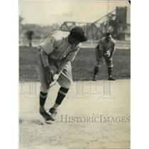 1921 Press Photo George Dueward Foss of the Washington Senators