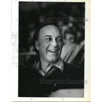 1980 Press Photo Jack McKinney Los Angeles Lakers' Coach. - ora55670