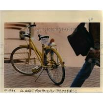 1994 Press Photo Bicycle part of Community Bicycle Program - orb01241