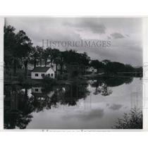 1980 Press Photo Rocky points of the Maine coast to Down East villages