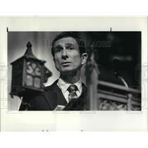 1984 Press Photo Astronaut Colonel James Irwin - cva19330