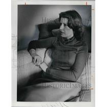 1978 Press Photo Donna Krause, President, Cleveland Chapter of NOW - cva23472