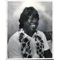 1974 Press Photo The Ohio lottery winner Susie Mae Harrison - cva16408