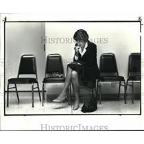 1983 Press Photo Judy Goldsmith is National Organization for Women President