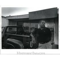 Press Photo James Crump president of Wichita N.A.A.C.P - cva11370