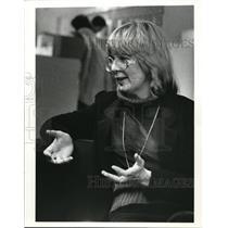 1983 Press Photo Barbara Ehenreich feminist and activist - cva13596