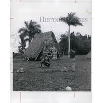 1978 Press Photo The Guama resort in Cuba - cva22883