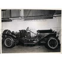 1945 Press Photo Chain-drive Simplex, pride of 1912 sportsman automobile