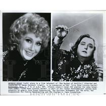 """Press Photo Beverly Sills Stars In """"The Barber Of Seville""""  - nee63534"""