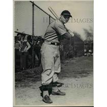 1949 Press Photo Dick Strinak, John Adams - cvb63733