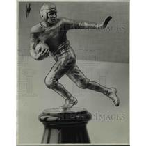 1927 Press Photo Cathedral Latrus Trophy  Dad Clal's Trophy - cvb63835