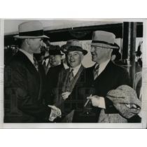 1935 Press Photo Ex-convict Alabama Pitts denied chance to play baseball