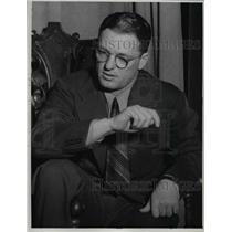 1933 Press Photo Rams football-Earl Dutch Clark - cvb58985