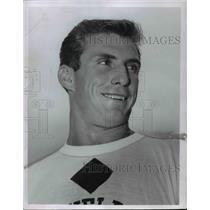 1958 Press Photo Jim Gibbons - cvb63687