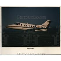 1988 Press Photo Airplanne Beechjet 400A Civilian and Commercial - orb13591