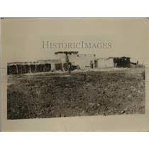 1935 Press Photo View of Daggah Buron in Southern Ethiopia  - nee95067