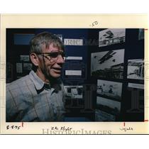 1995 Press Photo Tom Murphy Flight - ora64387