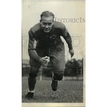 1933 Press Photo John Meredith of University of Pittsburgh Panthers Football