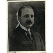 1920 Press Photo Dr Honoric Pueyyroden Minister of Foreign Affairs Argentina