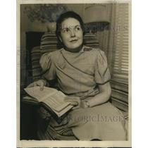 1939 Press Photo Mrs. Russell Brodie - mja18580