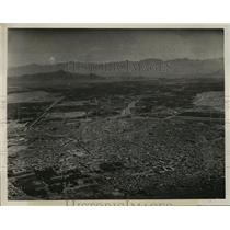 1940 Press Photo A view of Kabul, seat of the government
