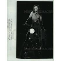1968 Press Photo Ann-Margaret: Small enough to act tough, femininely - mja11129