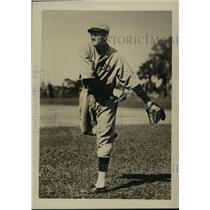 1929 Press Photo Edgar Carroll, Boston - cvb75235