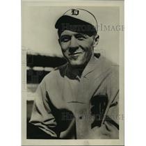 1930 Press Photo Joe Samuels, Detroit - cvb75232