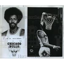 1979 Press Photo No. 53 Artis Gilmore, C, 7-2, Chicago Bulls - orc16135