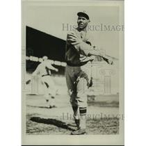 1930 Press Photo M.A. Nelson, Pitcher for Detroit Tigers - cvb75276
