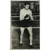 1928 Press Photo Lord Knebworth Sparring at Alec Lambert's Gym - cvb74964