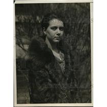 1930 Press Photo New York Hazel Seligman, Pres of Liberal Club, Bryn Mawr NYC