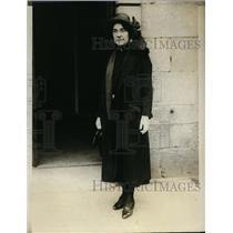 1926 Press Photo Agnes McKernan Salvation Army Adjutant  - nee97303