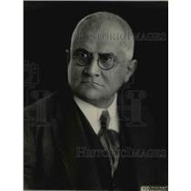 1922 Press Photo Pedro M. Argaya, Venezuelan Minister  - nee99230
