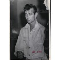 1958 Press Photo Neil C. Nallin - spa20853
