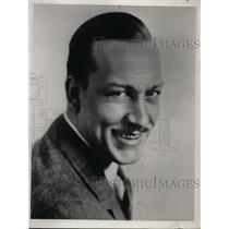 1936 Press Photo Louis A. Witter, Radio Director  - nee97772