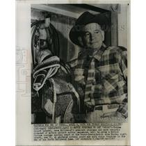 1967 Press Photo Yakima Canutt to receive Motion Picture Academy special award