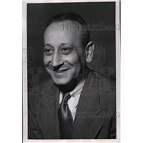 1951 Press Photo Dr. J.L. Rosenstein - spa19290