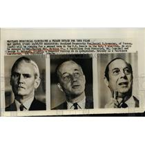 1968 Press Photo Democratic Sen Daniel Brewster to run for 2nd term in Maryland