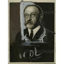 1924 Press Photo Captain Acoife - nef02188