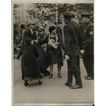1930 Press Photo U.S. - Women Communists - nef05273