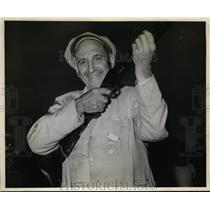 1939 Press Photo Walter Petersen wins Champion of Champions event - nef00286