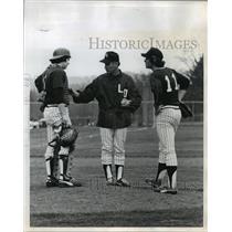 1980 Press Photo Lake Oswego Baseball Coach Stan Bozich. - orc15445