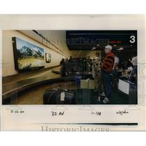 2000 Press Photo Portland International Airport - orb37396