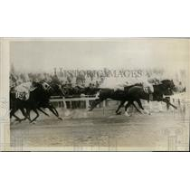 1929 Press Photo Son of John wins the Inaugural Handicap at Bowie Racetrack