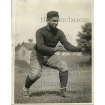 1928 Press Photo Tackle John McClogan is All Ohio football player - net13141