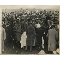 1930 Press Photo US wins vs British at polo in Meadowbrook NY Tommy Hitcock