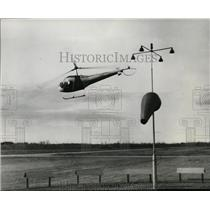 1963 Press Photo F-28 Helicopter - spa22895