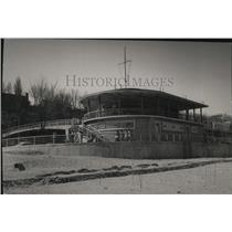 1950 Press Photo Bradford Beach - mjx03477