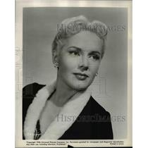 """Press Photo Virginia Welles in """"Francis in the Haunted House."""" L - orp29335"""
